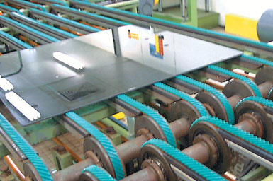 Correias para Indústria de Vidro - Beltex